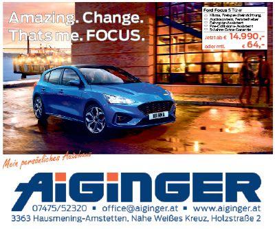 Aiginger Focus