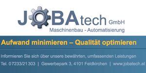 Banner Upseller JOBAtech