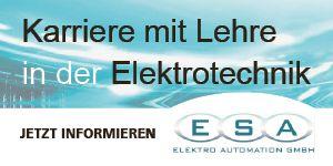 Banner Bildungsmeile ESA 2019