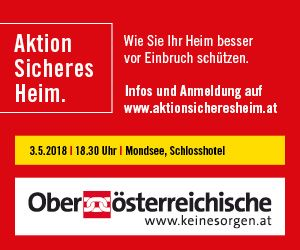 OÖ Versicherung Content Banner 19.4. Vöcklabruck