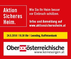 OÖ Versicherung Content Banner 9.5. Linz-Land