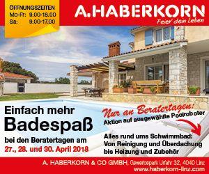 Haberkorn Banner Upseller KW16
