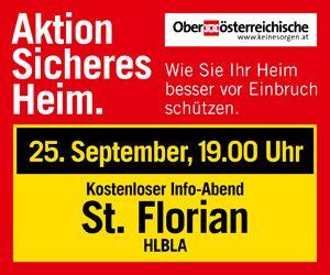 OÖ Versicherung Content Banner 11.9. Linz-Land