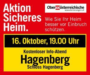 OÖ Versicherung Content Banner 2.10. Freistadt