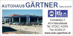 Gärtner Autohaus