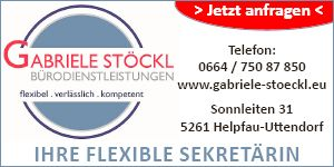 Stöckl Gabriele flexible Sekretärin
