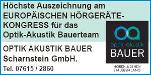 Optik Bauer Scharnstein