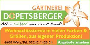 Gärtnerei Dopetsberger