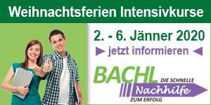 Bachl Nachhilfe