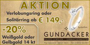 Gundacker Schmuck/Uhren