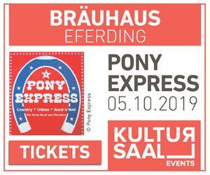 Petermichl KW38 Bräuhaus Pony Express