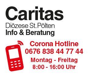 Caritas Hilfsaktion
