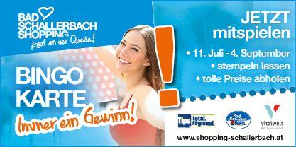 Bad Schallerbach Shopping